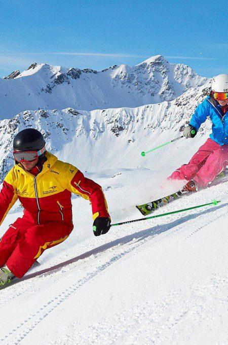 Hummels Adventures Winter-Adventures naar Oostenrijk in Berwang